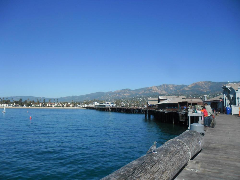 Pier of Santa Barbara